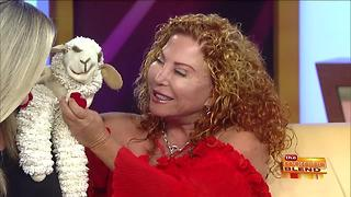 Mallory Lewis and Lamb Chop - Video