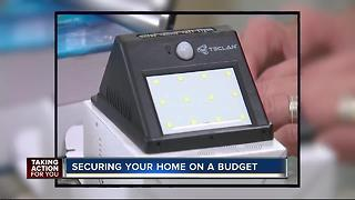 Free and inexpensive ways to secure your home - Video