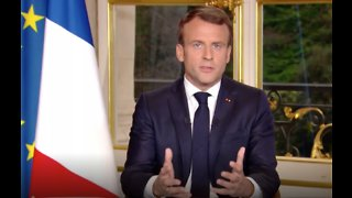 Macron Vows to Have Notre Dame Rebuilt Within Five Years