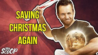 Kirk Cameron Holds 'Peaceful Protest' Christmas Caroling Event