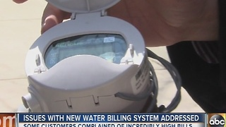 Issues with Baltimore's water billing system addressed - Video
