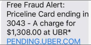 Local Uber riders charged 100x actual price