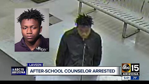 Laveen after-school counselor accused of showing pornographic images to students