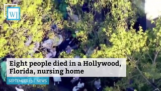 Eight dead at Florida nursing home that lost power during hurricane - Video