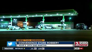 Bucky's on 24th and Martha robbed - Video