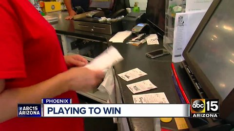 Mega Millions mania sweeps the Valley