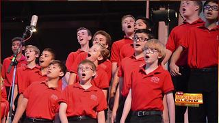 Tucson Arizona Boys Chorus 80 for 80 challenge - Video
