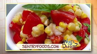 What's for Dinner? - Mexican Corn Salad - Video