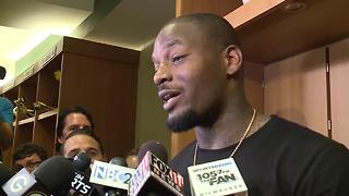 Martellus Bennett explains his demasking phase - Video