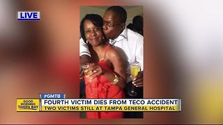 Fourth victim dies in TECO Big Bend Plant Incident - Video