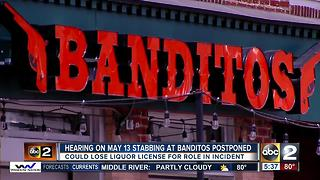 Liquor board hearing for Banditos Bar and Kitchen postponed - Video