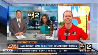 On the Go  in Hagerstown - Part 2 - Video