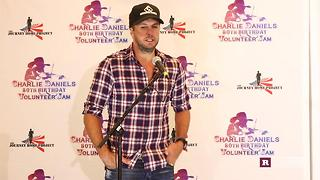Luke Bryan talks about Charlie Daniels' influence over his childhood | Rare Country - Video