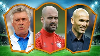 Greatest Footballers Turned Managers XI - Video