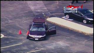 Authorities investigate incident  near Outlet Malls in Johnson Creek - Video