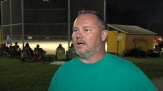 Libby German's grandfather talks about the significance of the memorial softball tournament in Libby and Abby Williams honor - Video