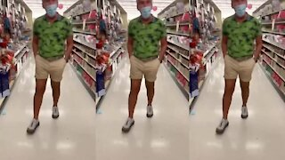 Covid 19 Face Mask Police Gone Wild - Pandemic Shopping