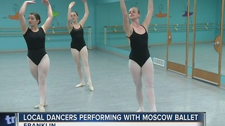 Local dancers to perform with famed Moscow Ballet in Milwaukee - Video