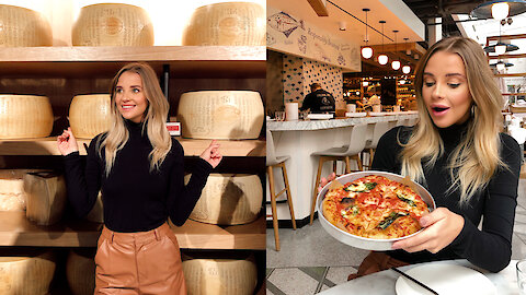 The First Look Inside Toronto's New Eataly Food Market