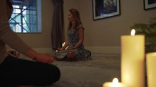 On demand meditation at Benjamin Hotel in New York City - Video