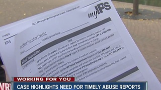 Shana Taylor case highlights need for timely abuse  reports - Video