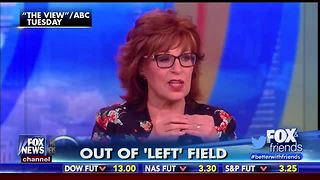 Joy Behar says Donald Trump is working with ISIS