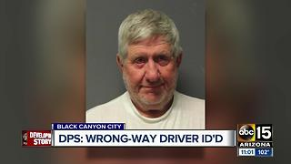 Wrong-way driver and victim identified after I-17 crash - Video