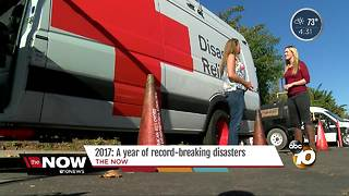 2017: A year of record-breaking disasters - Video
