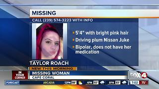 Deputies Search for Missing Cape Coral Woman