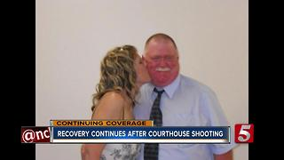 Family Of Deputy Injured In Courthouse Shooting Grateful