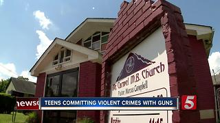 Funding Needed To Tackle Youth Violence - Video