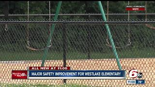 Fence put up around school where boy wandered away - Video