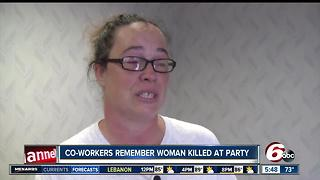 Gender Reveal Party Victim - Video