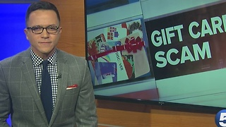 Police warn of gift card scam hitting Northeast Ohio - Video