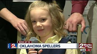 All smiles at the National Spelling Bee - Video