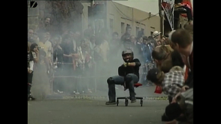 German Office Chair Race - Video