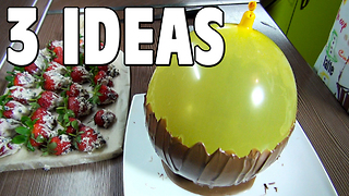 3 chocolate dessert ideas you need to know - Video