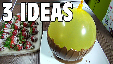 3 chocolate dessert ideas you need to know