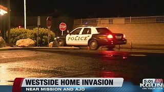 Home invasion leads to invasion victim's arrest - Video