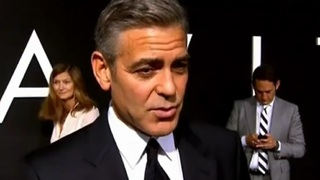"Clooney says ""no"" to tabloid apology"