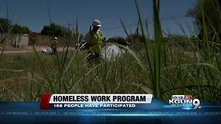 Work program for homeless people in Tucson is expanding