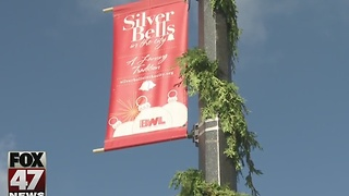 Around Town 11/18/16: Silver Bells in the City - Video