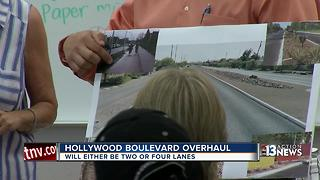 Meeting held to discuss Hollywood Boulevard overhaul - Video