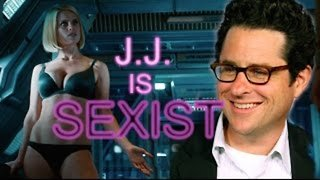 Is J. J. Abrams Sexist? - Video