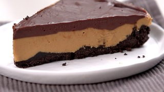 No-Bake Peanut Butter Pie - Video