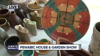 Pewabic house and & garden show - Video