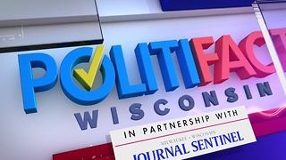 PolitFact Wisconsin: Prebius PolifiFact check - Video