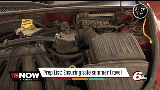 Prep List: Ensuring safe summer travel - Video