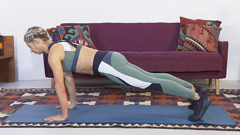The best core strength exercises to do at home