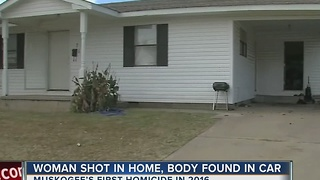 Muskogee Police Investigating First Homicide This Year - Video